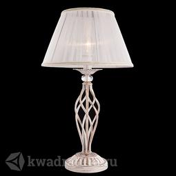 Настольная лампа Eurosvet Selesta 01002/1 белый с золотом