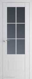 Межкомнатная дверь ProfilDoors 103X Пекан белый