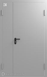 Дверь противопожарная Сибирь ДМП 880*2050 см