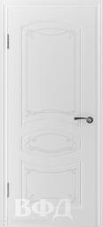 Межкомнатная дверь ВФД 13ДГ0 Версаль Белый