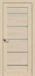 Дверь межкомнатная Сибирь Профиль 206 ясень латте