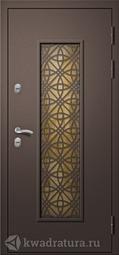 Дверь входная металлическая Алмаз Изумруд Тепло