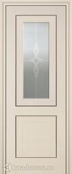 Межкомнатная дверь ProfilDoors 28X Эш вайт Белый ясень