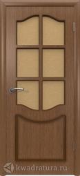Межкомнатная дверь ВФД 2ДР3 Классика Орех