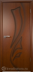 Межкомнатная дверь ВФД 5ДГ2 Лилия Макоре