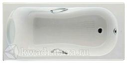 Чугунная ванна Roca Haiti 170*80 с ручками