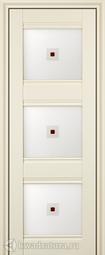 Межкомнатная дверь ProfilDoors 4X Эш вайт Белый ясень