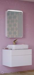 Комплект мебели Raval Pure 80 подвесной