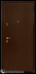 Дверь входная металлическая Бульдорс 8