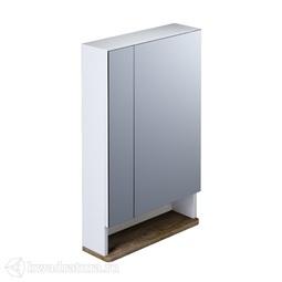 Шкаф-зеркало Iddis Carlow 55см CAR5500i99