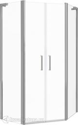 Душевое ограждение BAS PANDORA PNT-ТD 100 см