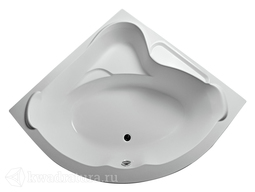 Акриловая ванна 1Marka IBIZA 150*150