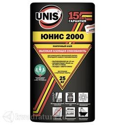 ЮНИС Клей плиточный 2000 (25кг)