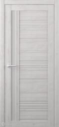 Межкомнатная дверь Фрегат (ALBERO) Невада Жемчужный стекло мателюкс
