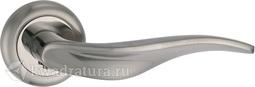 Дверная ручка TIXX Латунная Рико DH 206-04 SN