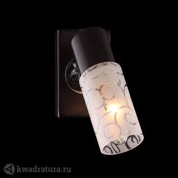 Настенный светильник (Бра) Eurosvet Astoria 21130/1 хром/венге