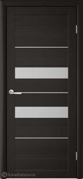 Межкомнатная дверь Фрегат (ALBERO) T-4 Лиственница Темная