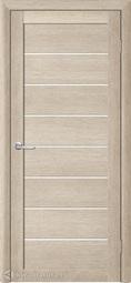 Межкомнатная дверь Фрегат (ALBERO) T-1 акация кремовая с/о белое