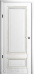 Межкомнатная дверь Фрегат (ALBERO) Версаль 1 Белый ГЛ